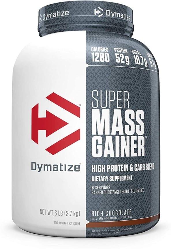 Dymatize Super Mass Gainer Protein Powder