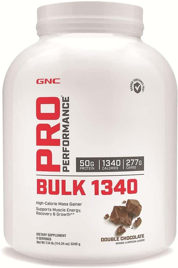 GNC Pro Performance Bulk 1340